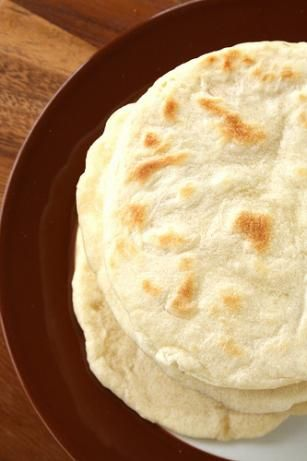 Flour Tortilla Recipe~super easy!