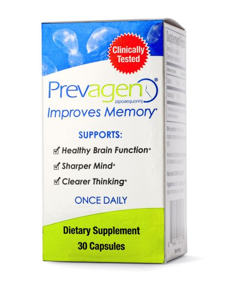 @Prevagen Review & Get a FREE Copy of The Brain Health Guide