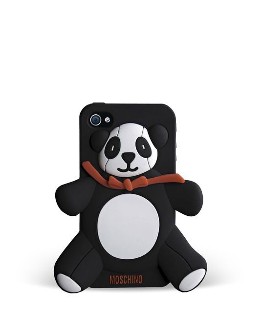 Cute #Panda with Red Bow iPhone 4 Case.  #iPhone4