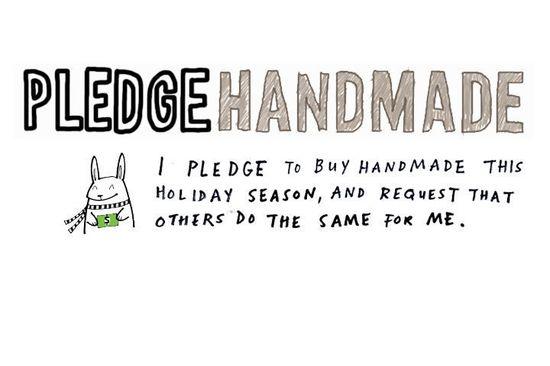 Pledge Handmade