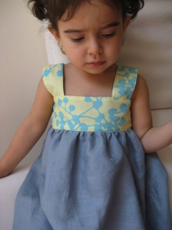 make this dress