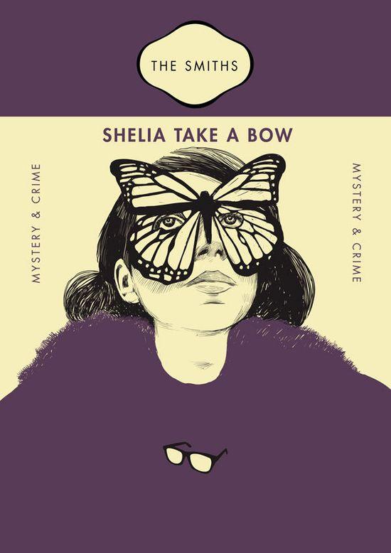 smiths as penguin classic book. so good.