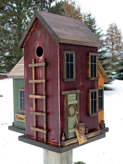 awesome birdhouse