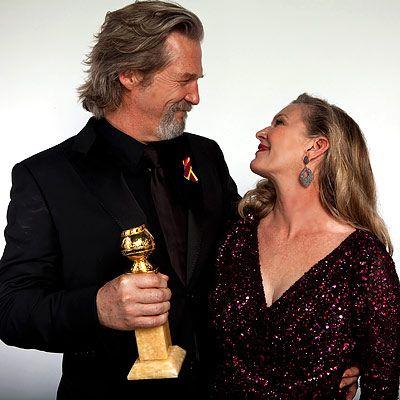 Jeff Bridges & Susan Geston married since 1977