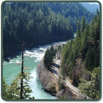 Rogue-Umpqua National Scenic Byway OR