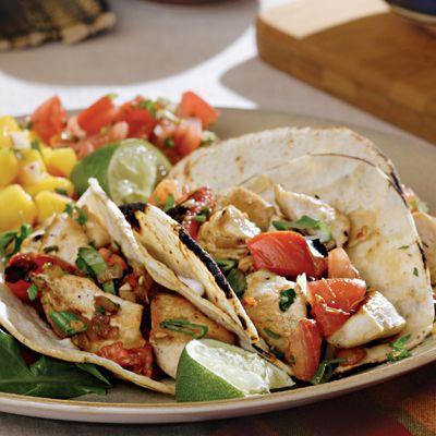 Healthy mexican food recipes!
