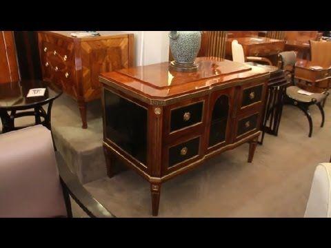 Different Antique Furniture Styles : Interior Design Tips