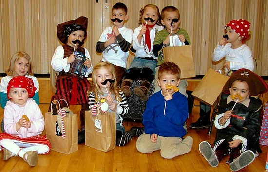 really great pirate party ideas