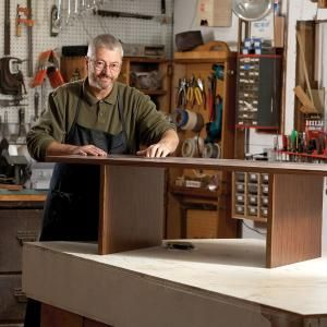 A professional woodworker shares basic, time-tested tips that will help you work faster and get better results on your furniture projects.