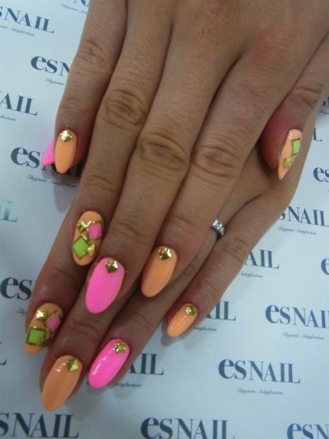nails #nail #unhas #unha #nails #unhasdecoradas #nailart #neon