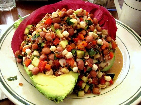 Quinoa Salad, healthy and delicious!