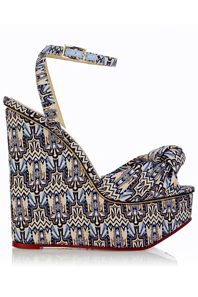 Charlotte Olympia  – Shoes Two – 2013 Pre-Fall