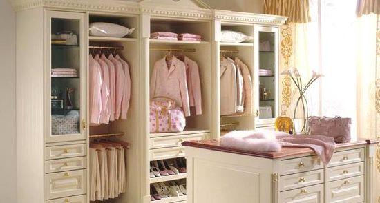 Elegant Closet #homes #house #forthehome #ideas #design #interior #decor #organization
