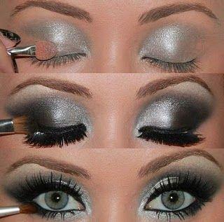 eye makeup!