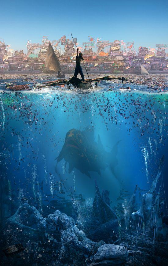 Concept Art : Jonah Film