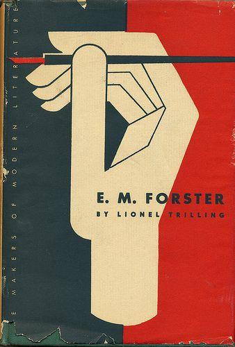 E.M. Forster cover by Alvin Lustig