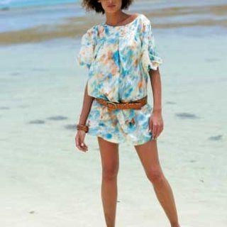 Ma blouse estivale