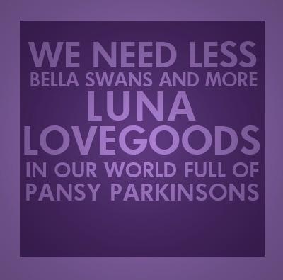 We need.