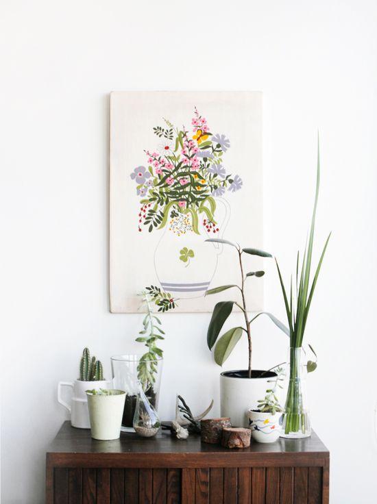 Cacti, succulents, terrariums, et al.