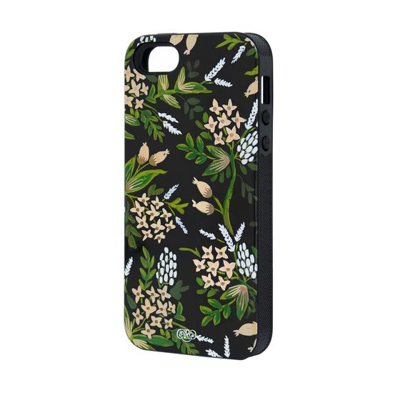 Forest Flowers iPhone Case by Rifle Paper Co.