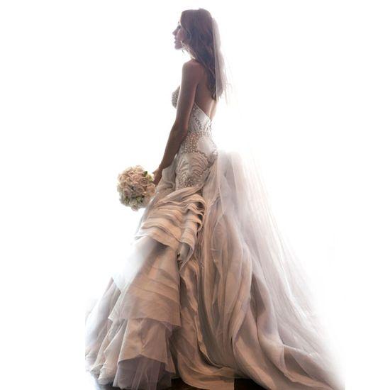 J'aton Couture wedding dress