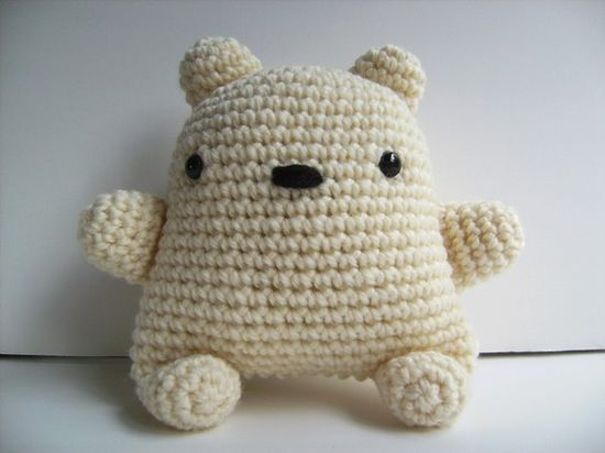 almond bear.