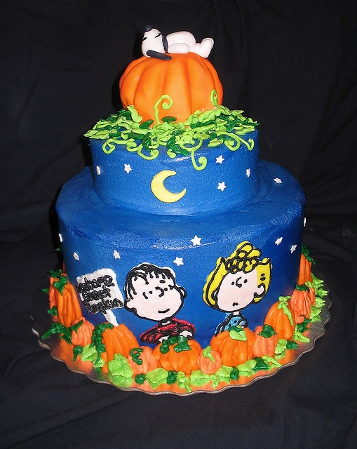 great pumpkin cake
