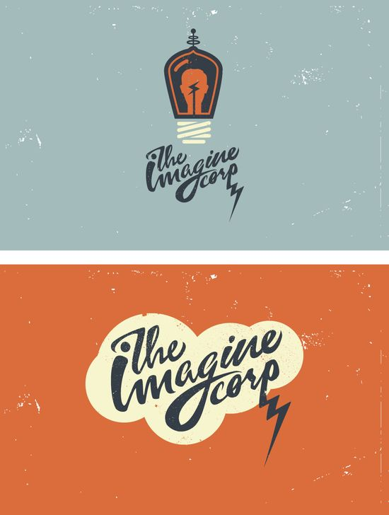 Logo/branding/promotional materials for Ryan Rutherford's new company, The Imagine Corporation!