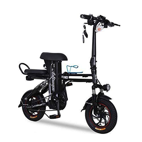 Yucar Folding Bike E Bike 12 Inch Folding Bicycle Electric Bike 3