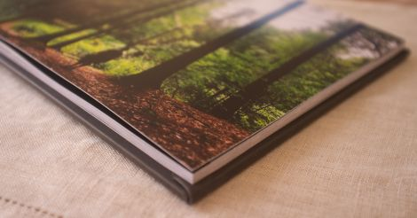 Every page in a Montage is printed on thick, layflat paper.