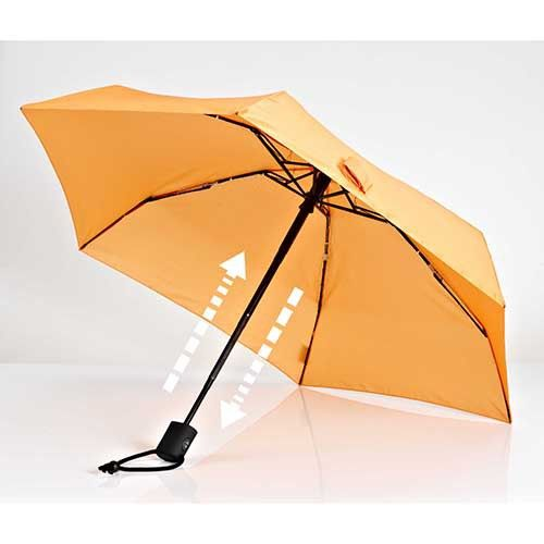 Dainty Automatic Umbrella, Orange