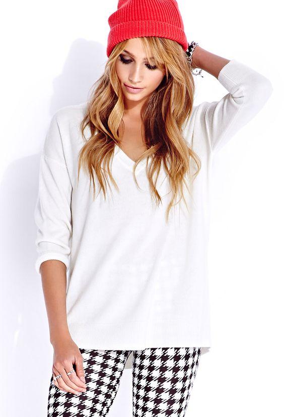 V-Neck Sweater  $14.80