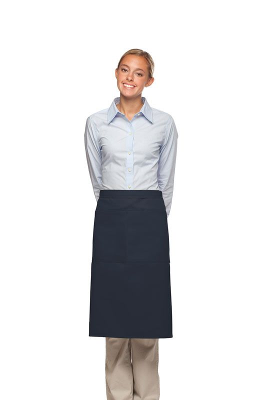 DayStar 124 3 4 Bistro Apron w Center Divided Pocket Made in The USA | eBay