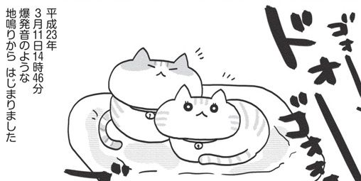 いつか来る その日まで 漫画 スケッチ 猫