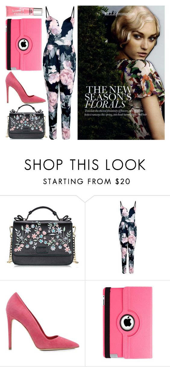 """Floral Style"" by deborahanamariarachelina on Polyvore featuring Boohoo, Dee Keller, Natico and Victoria's Secret"