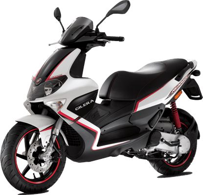 Gilera Runner ST 200... sadly with a CVT