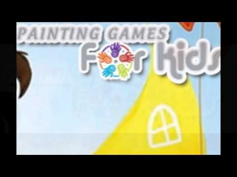 Games for Children to Play - Painting Games For Kids