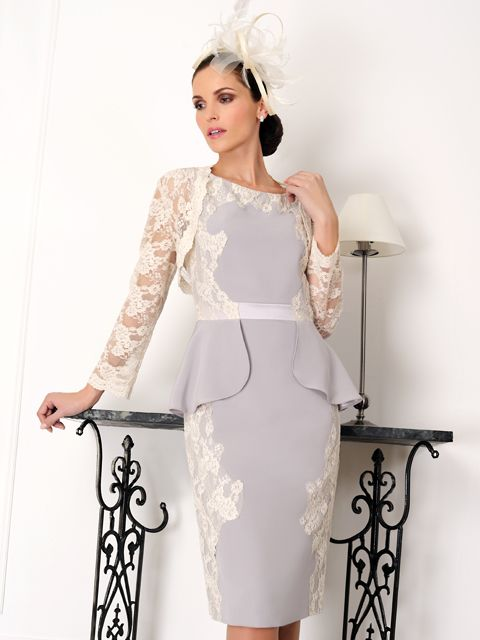 My mother of the bride pattern | şükran | Pinterest | Vestidos ...
