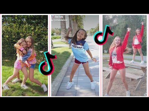 Kid Dances The Best Tiktok Dance Compilation Youtube Kids Dance Kids Dance