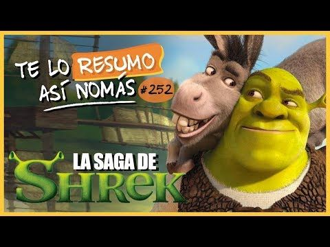 Te Lo Resumo Youtube Shrek Funny Gif Humor