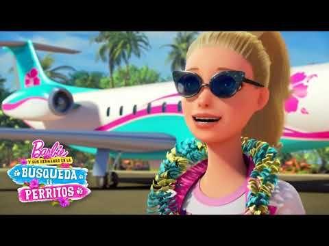 Barbie En La Busqueda De Perritos Parte 1 En Español Latino Youtube Películas De Barbie Barbie Latinas