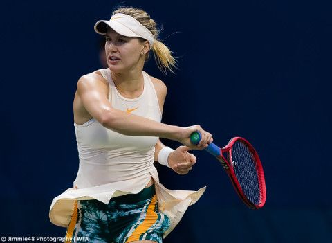 Nike Fall Slam Dress Released In Us Open Qualifying Women S Tennis Blog Womens Tennis Glam Slam Nike