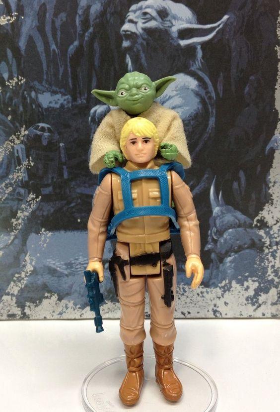 Vintage Star Wars Yoda 10