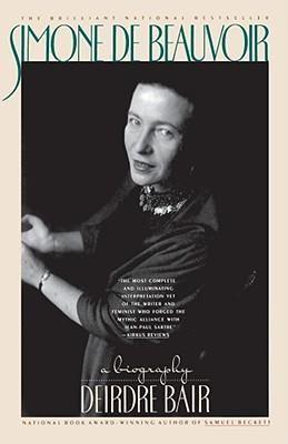 Simone de Beauvoir | simone de beauvoir a biography be the first to write a review by ...