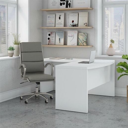 Danube L Shape Desk And Chair Set In 2020 Home Office Layouts Cheap Office Furniture Home Office Design