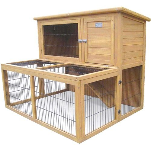 Guinea pigs guinea pig hutch and indoor rabbit on pinterest for Outdoor guinea pig hutch