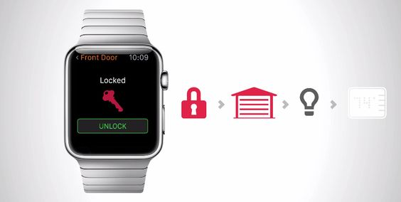 Home Control Is As Close As Your Wrist With Alarm Com For Apple Watch With Images Smart Home Technology Apple Watch Security Solutions