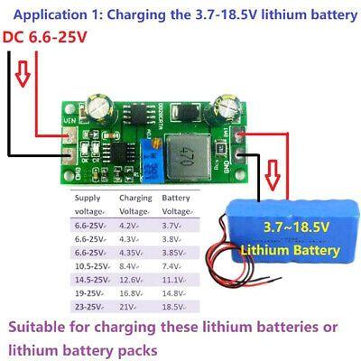 Ad Ebay Url 3 7v 3 8v 7 4v 11 1v 12v 14 8v 18 5v Lithium Li On Lipo 18650 Battery Charger Iy Car Battery Charger Battery Charger Battery