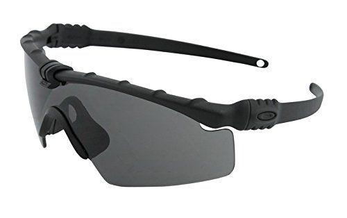 Oakley Military SI Ballistic M Frame 3.0 Sunglasses Black ~ Grey ...