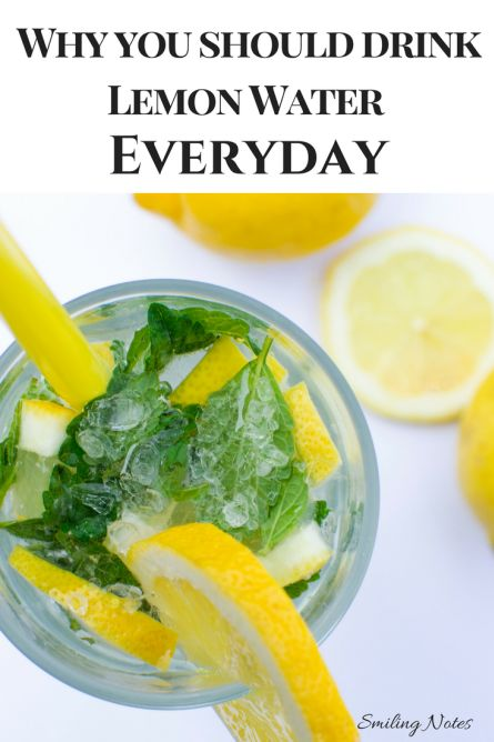Lemon water benefits 42350